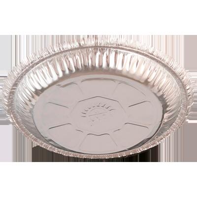 Marmitex de Alumínio Redonda com Fechamento Manual - 480ml 100 unidades Wyda caixa CX