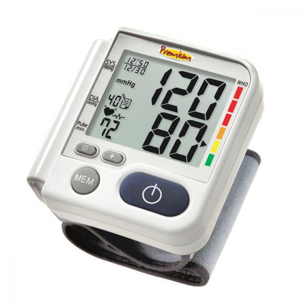Medidor de Pressão de Pulso Oscilométrico LP200 Branco unidade G-Tech  UN