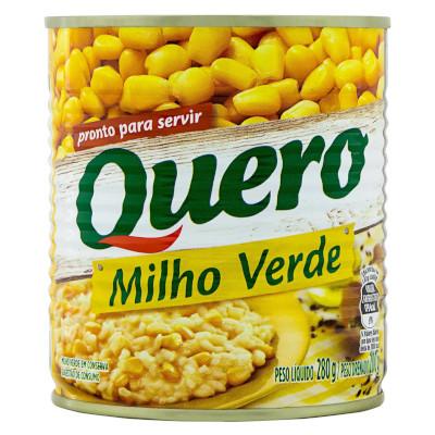 Milho Verde em Conserva 200g Quero lata UN