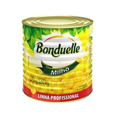 Milho Verde vapor 1,75kg Bonduelle lata UN