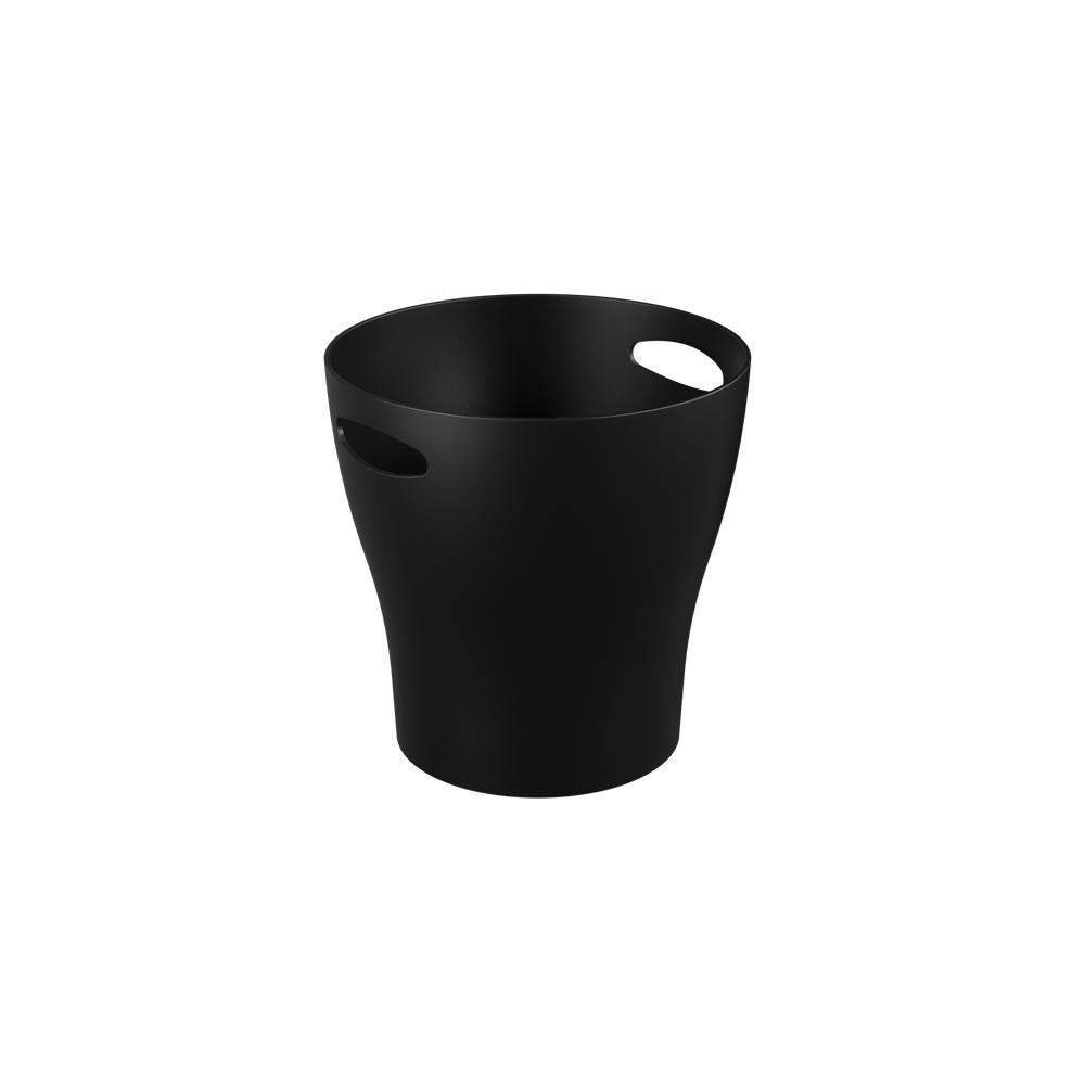 Mini Cooler Preto Polipropileno (PP) 275ml Coza  UN