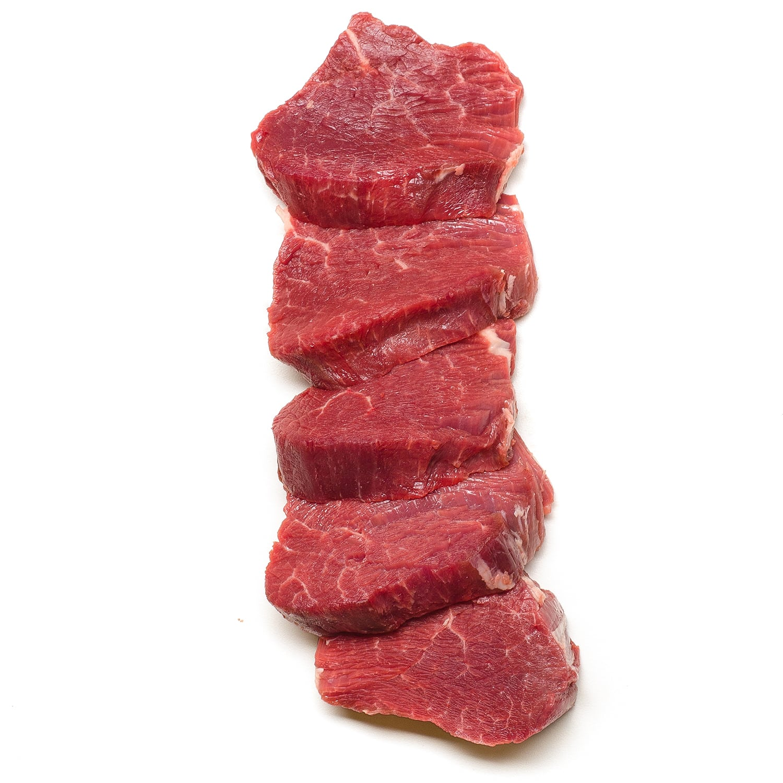 Miolo de Alcatra Resfriado Medalhão 1Kg Chef Meat pacote PCT