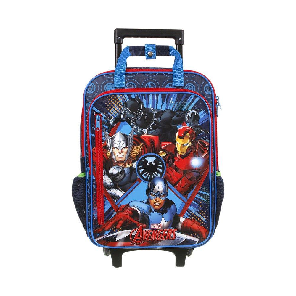 Mochila Escolar Infantil Animated Max Super Colorida unidade Avengers  UN