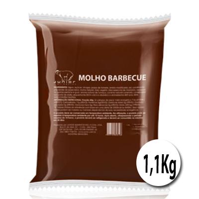 Molho barbecue  1 a 1,25kg Junior bag UN