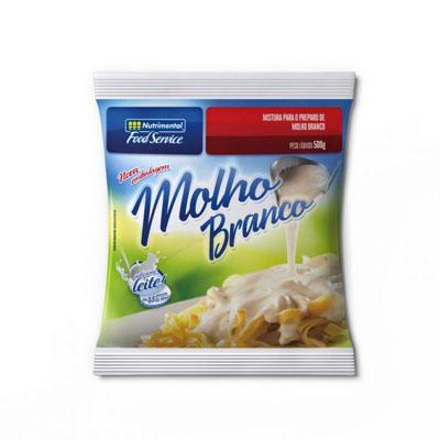 Molho branco  500g Nutrimental bag UN