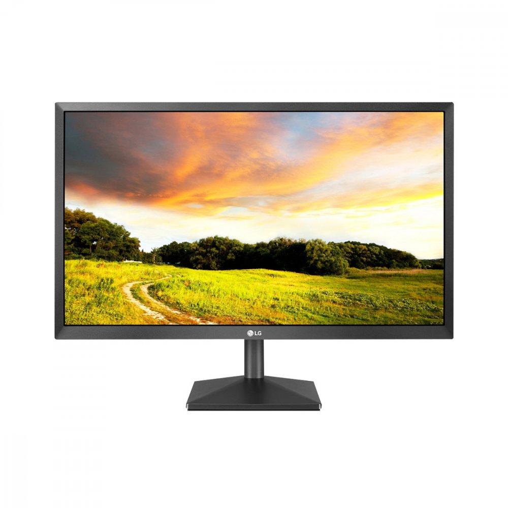 "Monitor 21.5"" LED Ful HD Widescreen 22MK400H-B Preto Bivolt unidade LG  UN"