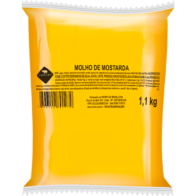 Mostarda  (1,1kg) Junior bag UN