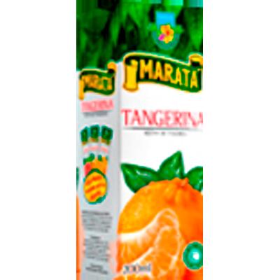 Néctar de Fruta sabor tangerina 200ml Maratá Tetra Pak UN