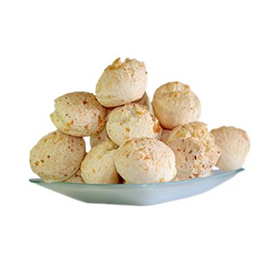 Pão de Queijo congelado 25g por Kg Arriba pacote KG