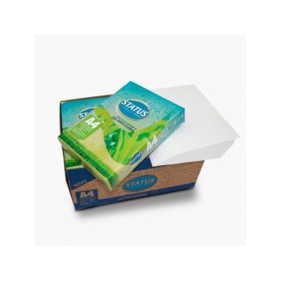 Papel Sulfite A4 75g/m² (500 folhas) Status pacote PCT