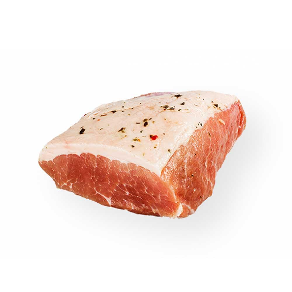 Picanha Suína Resfriada 1kg Chef Meat pacote PCT