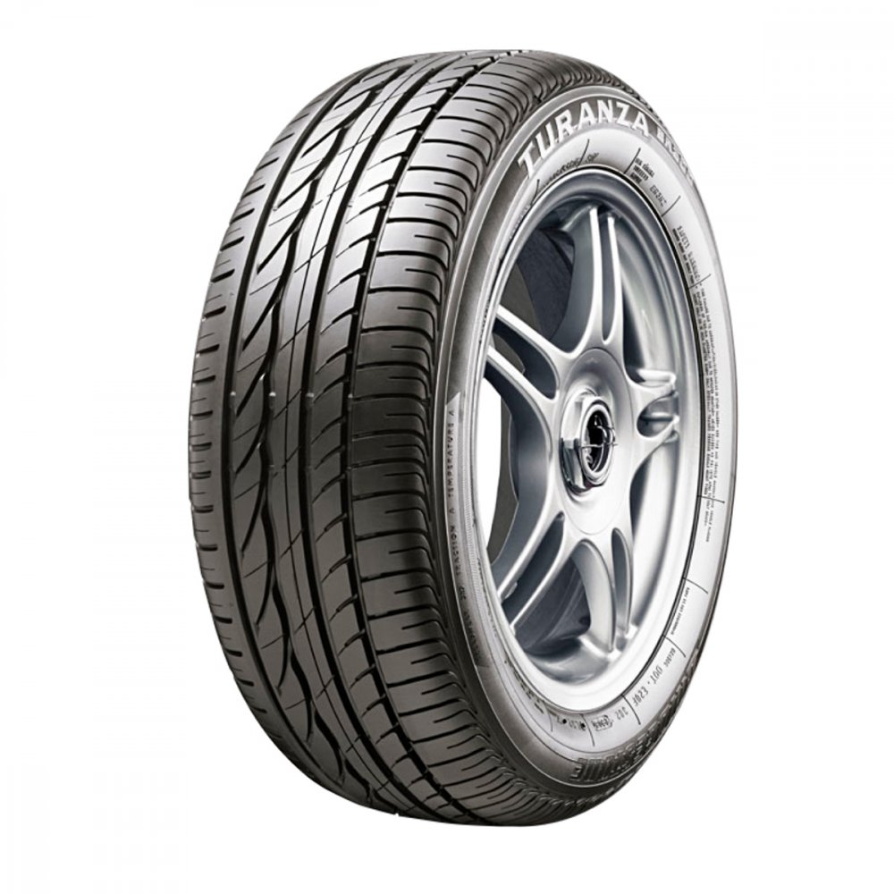 Pneu Aro 16 185/55R16 Turanza Er300 60 unidade Bridgestone  UN