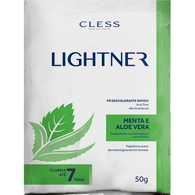 Pó Descolorante Aloe Vera 50g Lightner  UN