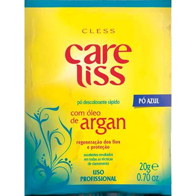Pó Descolorante Argan 20g Care Liss  UN