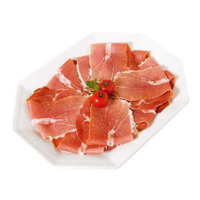 Presunto Parma fatiado 70g Seara Gourmet embalagem UN