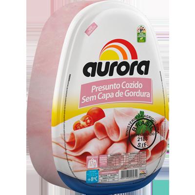Presunto sem capa por kg Aurora peça KG