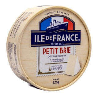 Queijo Camembert  125g Ile de France  UN