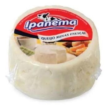 Queijo Minas Frescal  por kg Ipanema (peça de 500g) KG