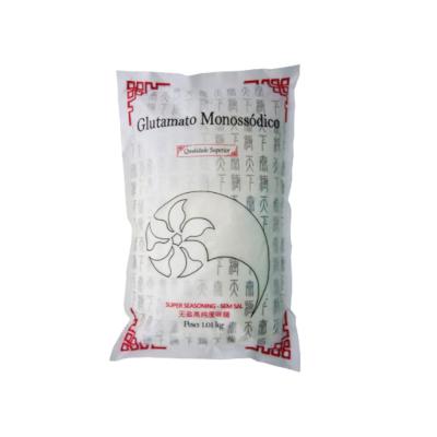Realçador de Sabor Glutamato Monossódico Super 1kg Seasoning pacote PCT
