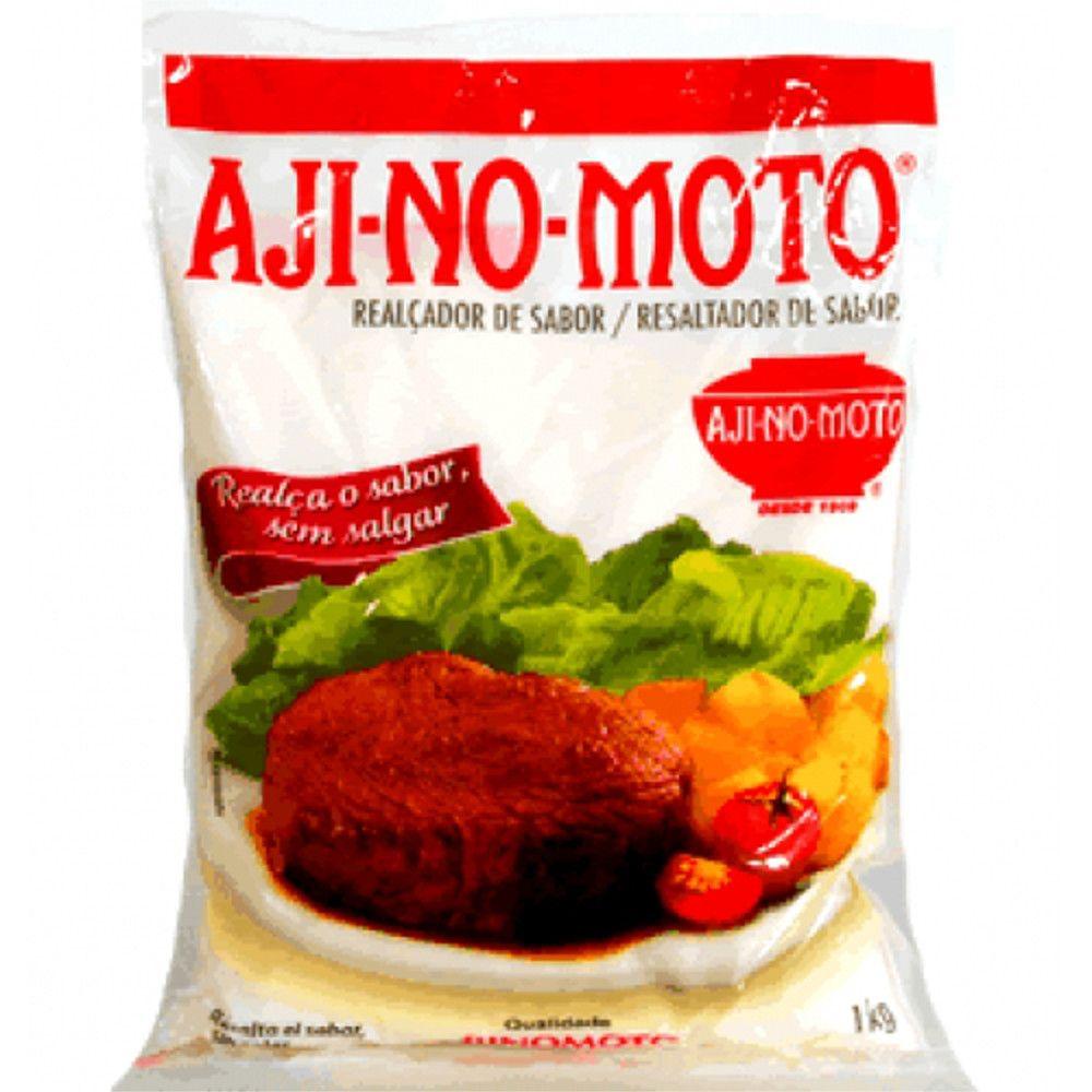 Realçador de Sabor umami 1kg Ajinomoto pacote PCT