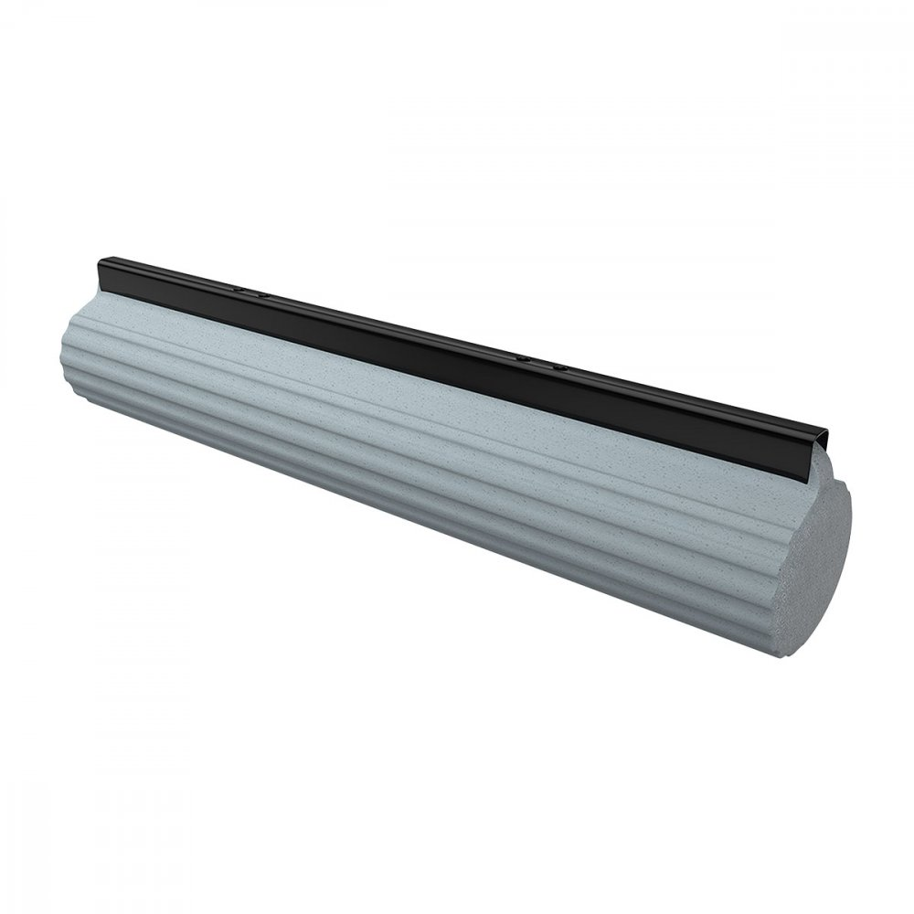 Refil para Mop Limpeza Geral Plus RMOP7671 Cinza unidade Flashlimp  UN