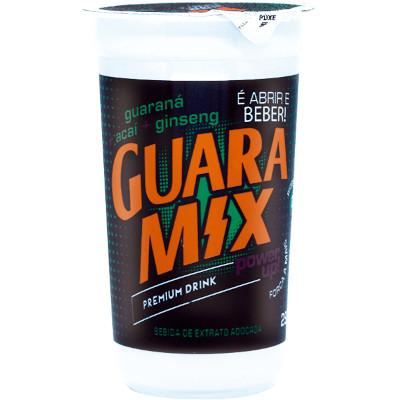Refresco Líquido Premium 290ml Guaramix Copo UN