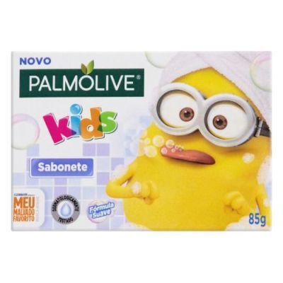Sabonete em barra infantil minions 85g Palmolive Kids  UN