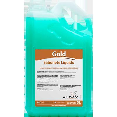 Sabonete líquido erva doce 5Litros Audax Gold galão GL