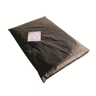 Saco de lixo 100Litros preto 5 unidades Higa pacote PCT