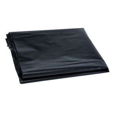 Saco de lixo 30Litros preto 10 unidades Higa pacote PCT