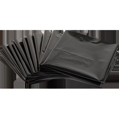 Saco de lixo 40Litros preto 100 unidades BK pacote PCT