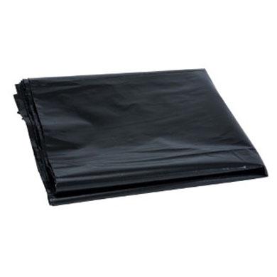 Saco de lixo 50Litros preto 10 unidades Higa pacote PCT