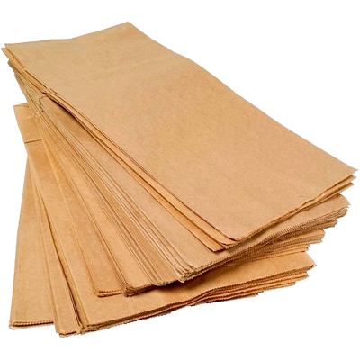 Saco de papel kraft 1Kg 500 unidades Dadu pacote PCT
