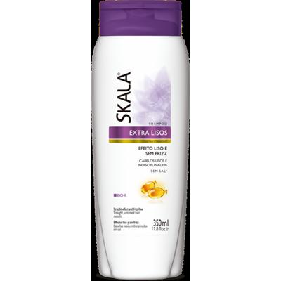 Shampoo extra lisos desmaiados 325ml Skala  UN
