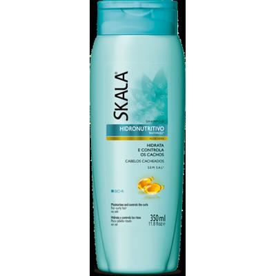 Shampoo hidratante nutritivo 350ml Skala  UN