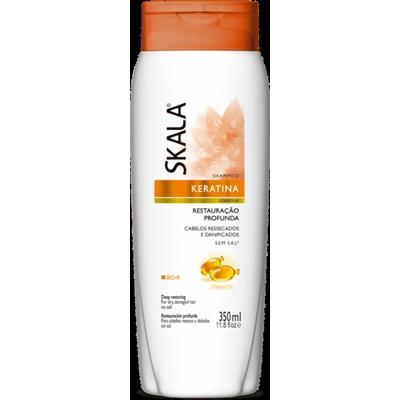 Shampoo keratina 350ml Skala  UN