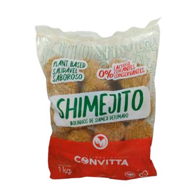 Shimejito Bolinhos de Shimeji Defumado 1 Kg Alimentos Convitta  UN