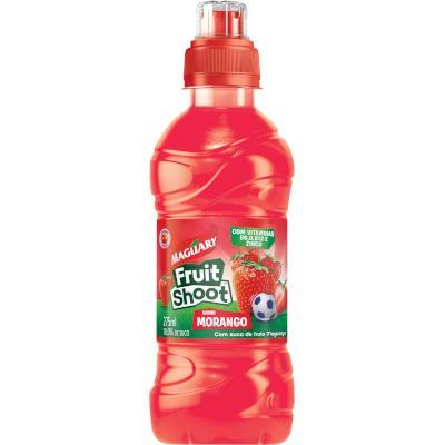 Suco de Fruta Fruit Shoot Morango 275ml Maguary pet UN