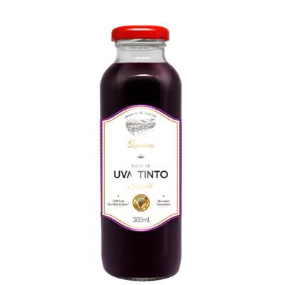 Suco integral sabor uva 300ml Superbom garrafa UN