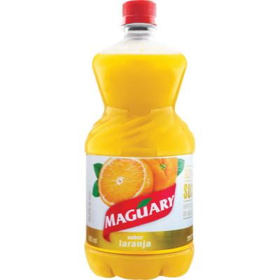 Suco sabor Laranja 900ml Maguary pet UN