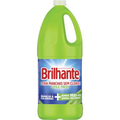 Tira mancha Utile Fresh 2Litros Brilhante frasco FR