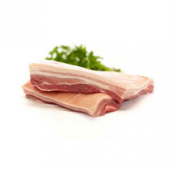Toucinho Resfriado 1Kg Chef Meat pacote PCT