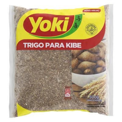 Trigo para Kibe  500g Yoki pacote PCT