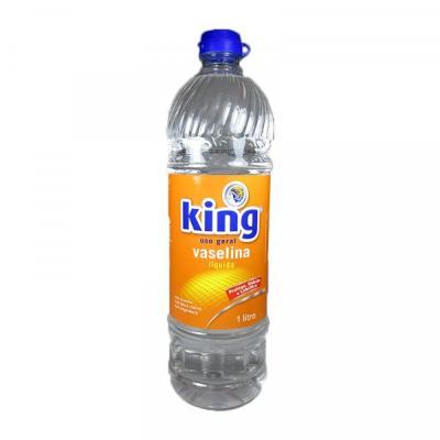 Vaselina líquida 1Litro King frasco FR
