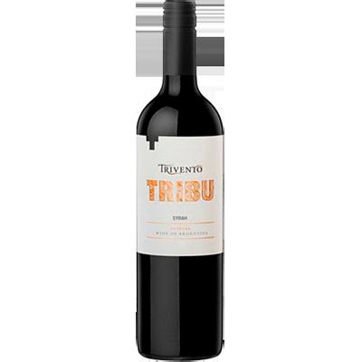 Vinho Tinto Alemão Syrah 750ml Trivento Tribu garrafa UN