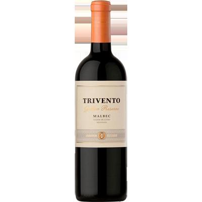 Vinho Tinto Argentino Malbec 750ml Trivento Golden garrafa UN