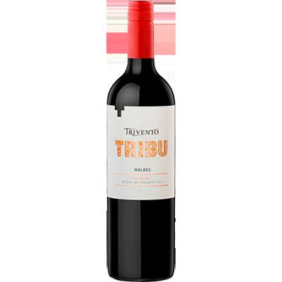 Vinho Tinto Malbec 750ml Trivento Tribu garrafa UN