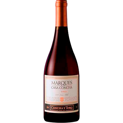 Vinho Tinto Chileno Sirah 750ml Marques de Casa Concha garrafa UN