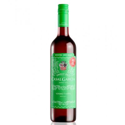 Vinho Tinto Português Sweet Red  750ml Casal Garcia garrafa UN