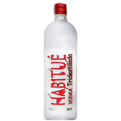 Vodka  950ml Habitué garrafa UN